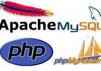 Apache2 + PhpMyAdmin + MySql Server