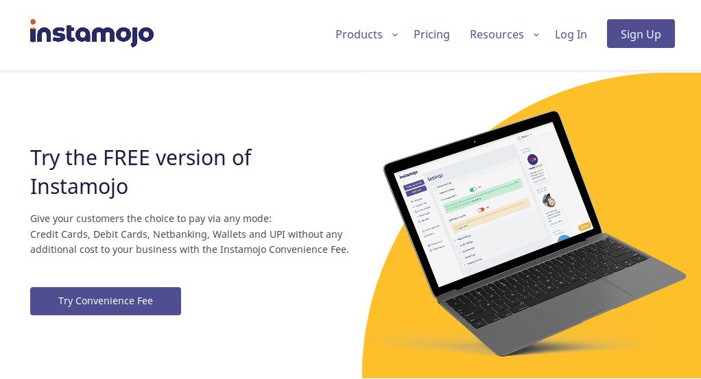 Instamojo payment gateway integration in Laravel