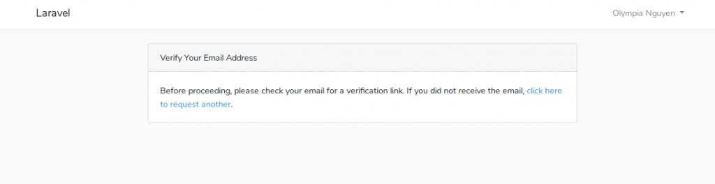 Email Verification in Laravel 5 7 - < CodesCompanion /> A