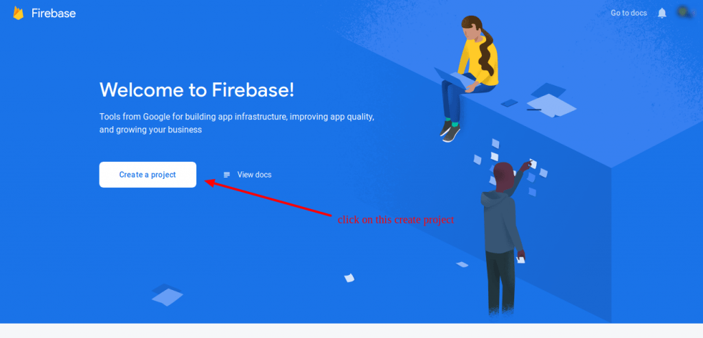Firebase RealTime Integration Laravel-5-x